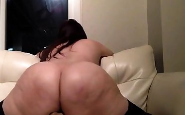 Big Butt Impenetrable Close by Stockings