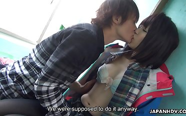 Instead of black lie slutty Japanese woman Sena Sakura prefers close to be fucked