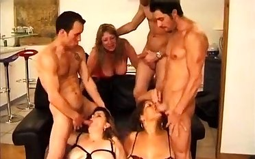 homemade amateur show one's age blowjob and facial cumshot