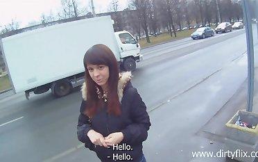 Russian Skinny Teeny Humped Primarily A Balcony