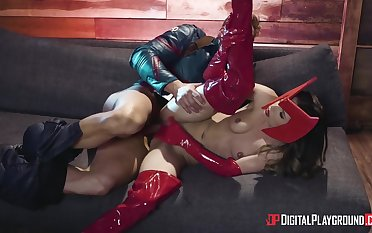 Role play and full hardcore in a series be proper of extreme XXX scenes