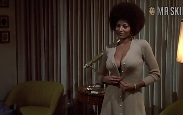 Uncovered Pam Grier retro compilation video