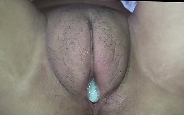 Asian tight pussy creampie