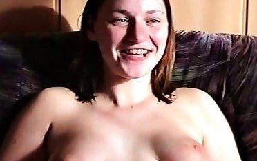 Heidi - topless home made clip II